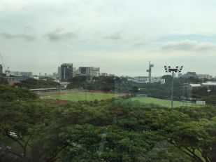 14 Sep 2016: National University of Singapore on a regular, non-haze day